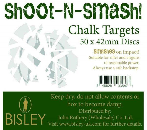 Shoot-N-Smash! Chalk Targets 1