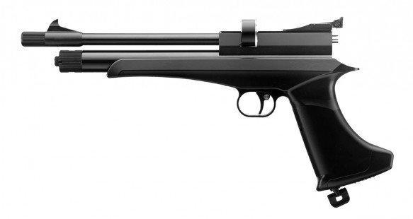 Victory CP2 CO2 Pistol / Rifle Combo Black 2