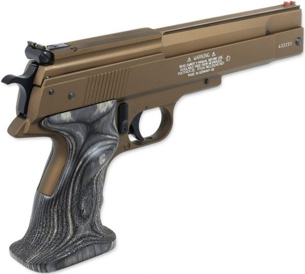 Weihrauch HW45 Bronze Star Over Lever Spring Pistol 2
