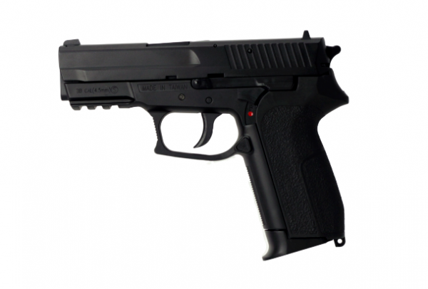 KWC SP2022 Metal CO2 Pistol 2