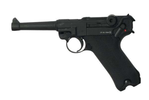 KWC P08 Luger CO2 Pistol 2
