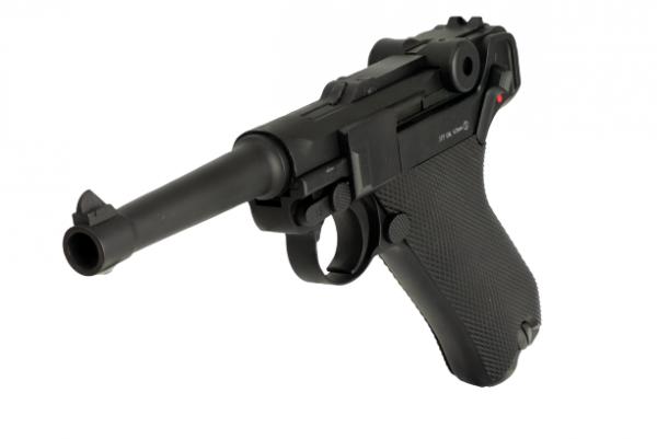 KWC P08 Luger CO2 Pistol 4