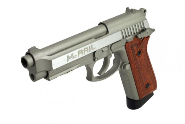Milbro Beretta M92 Rail Pistol 3