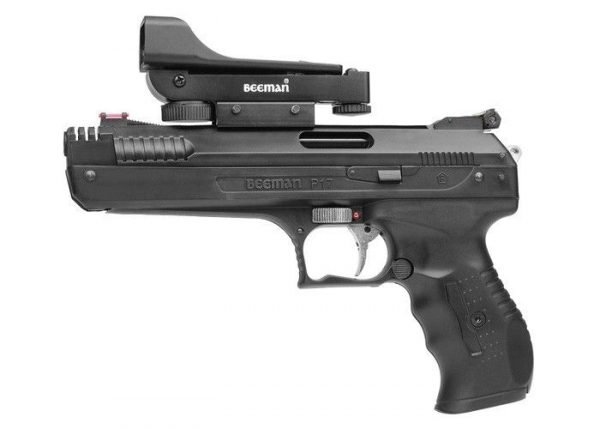 Beeman P17 Pneumatic Target Air Pistol with Red Dot Sight 1