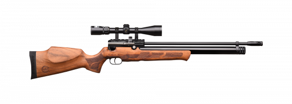 Kral Puncher Maxi PCP Air Rifle Walnut 1