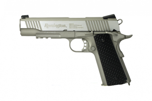 Remington SA 1911 RAC Silver Tactical 2