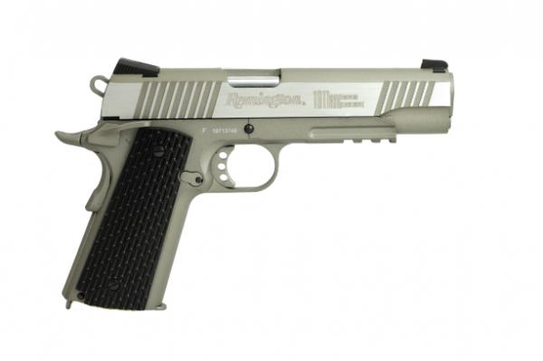 Remington SA 1911 RAC Silver Tactical 1