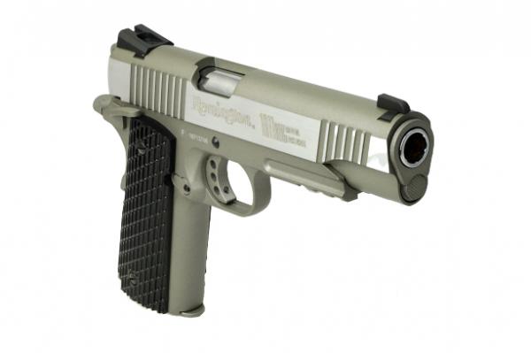 Remington SA 1911 RAC Silver Tactical 3