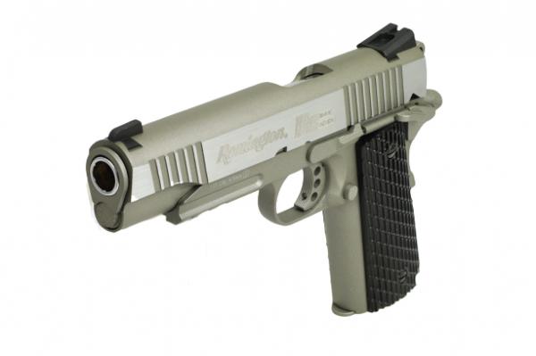 Remington SA 1911 RAC Silver Tactical 4