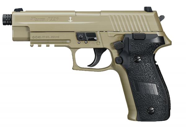 Sig Sauer P226  FDE 1