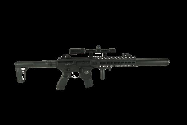 Sig Sauer MCX Air Rifle 1X4X24 Scope 1