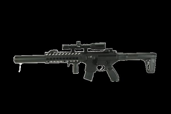 Sig Sauer MCX Air Rifle 1X4X24 Scope 2