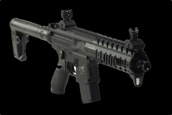 Sig Sauer MPX Air Rifle Black 3