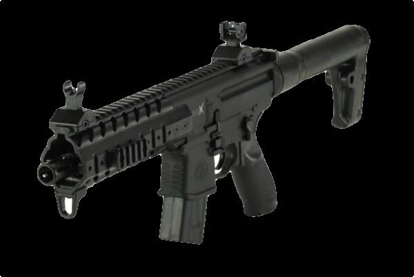 Sig Sauer MPX Air Rifle Black 4