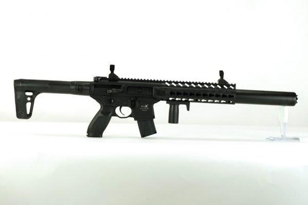 Sig Sauer MCX Air Rifle Black 1