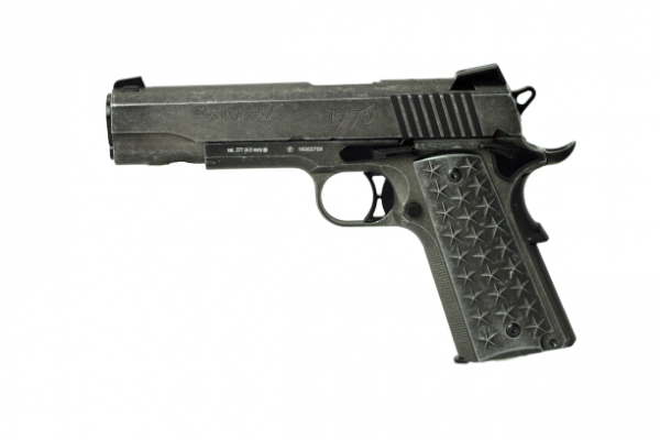 "Sig Sauer ""We The People"" 1911 2"