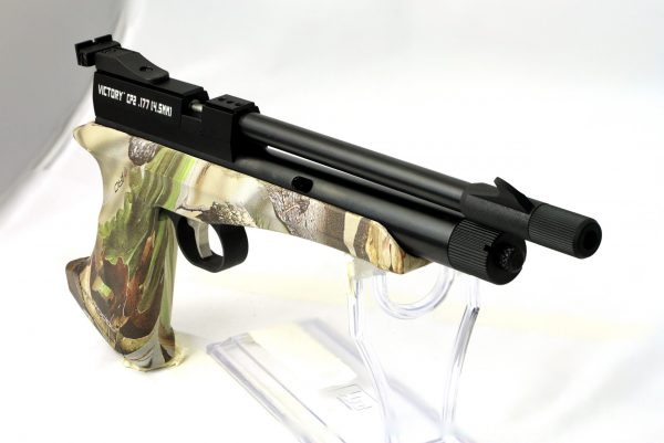 Victory CP2 CO2 Pistol / Rifle Combo 5