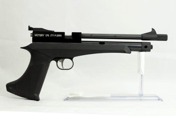 Victory CP2 CO2 Pistol / Rifle Combo Black 3