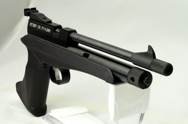 Victory CP2 CO2 Pistol / Rifle Combo 6
