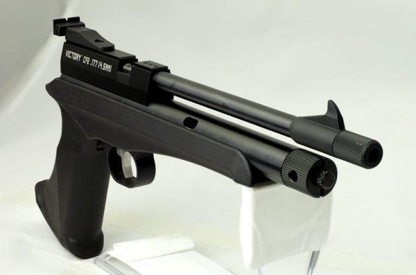 Victory CP2 CO2 Pistol / Rifle Combo Black 4