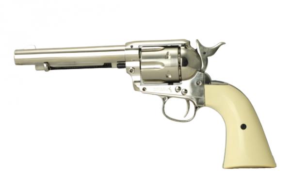 Umarex Colt Peacemaker SAA 45 Nickel 2