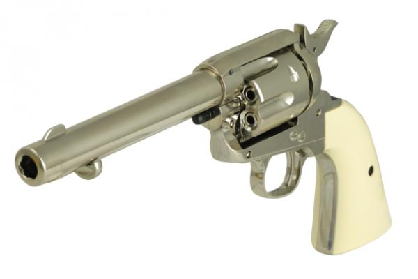 Umarex Colt Peacemaker SAA 45 Nickel 3